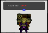 That Is My Fetish