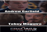 Captain America: Civil War 4 Pane / Captain America vs Iron Man