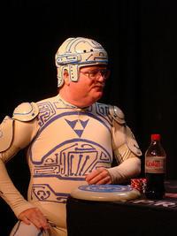 Tron Guy