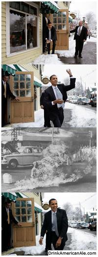 Obama Snowball