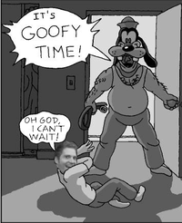 It's Goofy Time!
