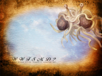The Flying Spaghetti Monster