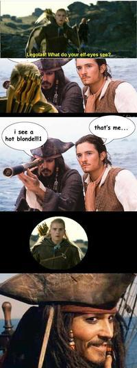 Jack Sparrow Reaction