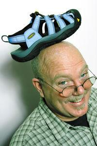 Put Shoe on Head