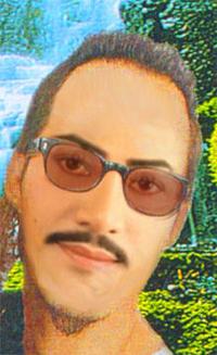 Creepy Kirk Hammett