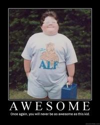 Fat Alf Kid