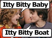 ITTY BITTY BABY ITTY BITTY BOAT