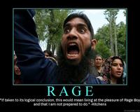 Islamic Rage Boy