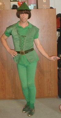 Randy Constan, Peter Pan Guy