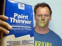 Paint Huffer Guy (Patrick Tribett)