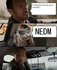 Nedmrockdriving