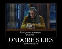 I'm Captain Basch / Don't Listen to Ondore's Lies