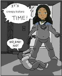 Creepy Katara