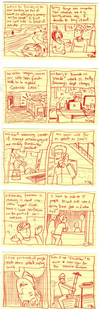 Hourly Comic Day / 24 Hour Comic Day