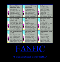 Fanfiction