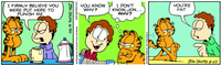 Garfield Parodies