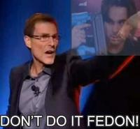 Don't Do It Fedon