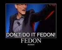 Don't Do It Fedon