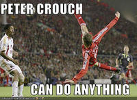 Peter Crouch Can Do Anything