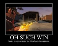 The Golden Machine Gun.