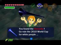 Bzzzzzzzzzz / World Cup Vuvuzelas