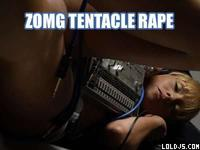 Tentacle Rape