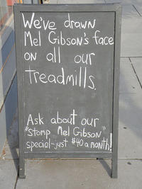 Mel Gibson Rants Caught on Tape