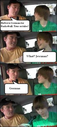 Interview Justin Bieber