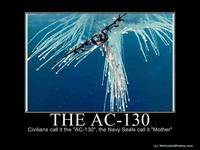 AC-130 Spectre Gunship/Enemy AC-130 Above