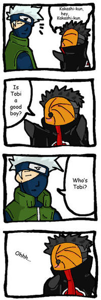 Tobi's a good boy
