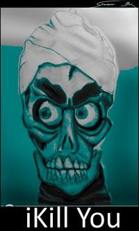 Achmed The Dead Terrorist - I Kill You - YouTube