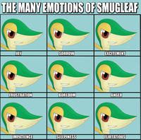 The_many_emotions_of_smugleaf_by_resistance_of_faith-d2xwtox