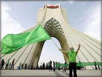 Mousavi-supporter-azadi-square-tehran