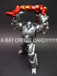 Bat Credit Card