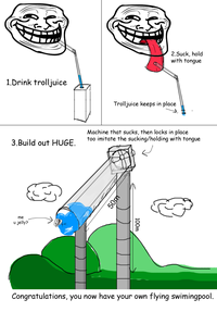 Troll Science / Troll Physics