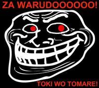 Za Warudo / WRYYYYY