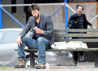 Happy Keanu
