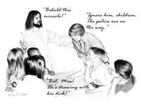 Jesus is a Jerk