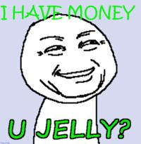 U Jelly?