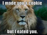I Made You a Cookie, But I Eated It