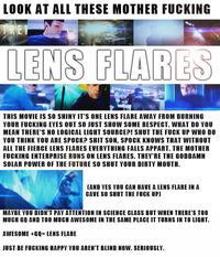Need Moar Lens Flare