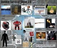 Zombie Tools/Zombie Survival Sheet