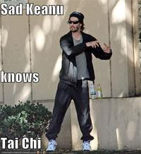 Tai Chi Keanu