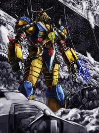 Chinese Gundam / 天郷2号