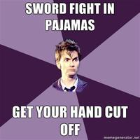 Sword-fight-in-pajamas-get-your-hand-cut-off