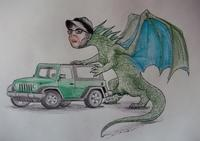 Dragons having Sex with Cars