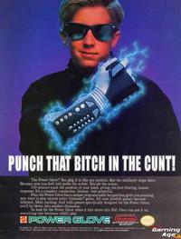 I Love The Power Glove. It's So Bad.