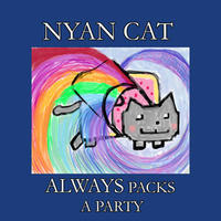 Nyan-cat-party