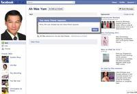 Yam Ah Mee - Returning Officer Extraordinaire