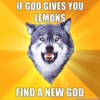 Cave Johnson / Combustible Lemons